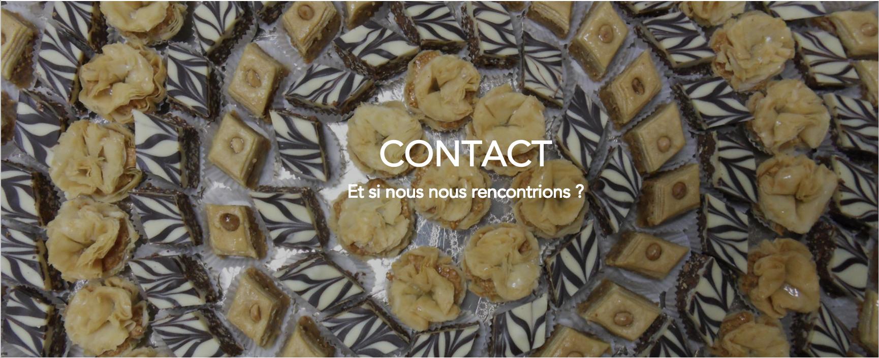 Contact Cannelle et Piment