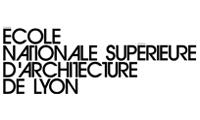 Logo École Nationale Supérieure d'Architecture de Lyon