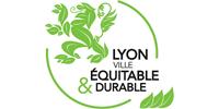 Logo Lyon Ville Équitable Durable